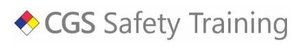 CGS Safety Training, Inc.